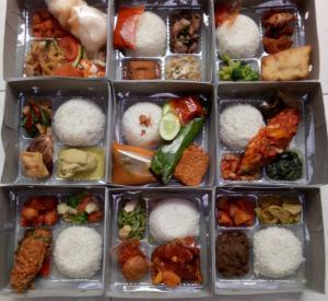 Jasa Catering dan nasi kotak di Tangerang